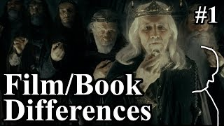 LotR Prologue Explained - Films explained from the Books' Perspective - LotR Lore & Tolkien Lore