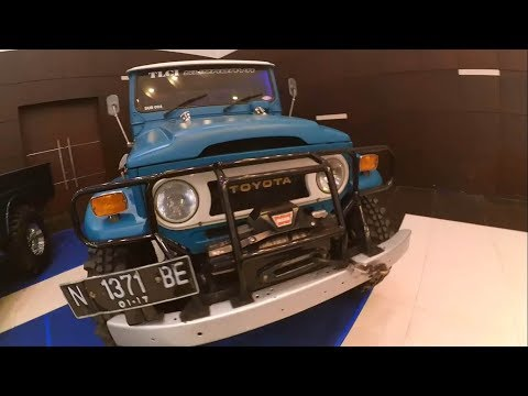 Repeat 1980s TOYOTA LAND CRUISER FJ45 PICK UP by CAHILL'S DIARY