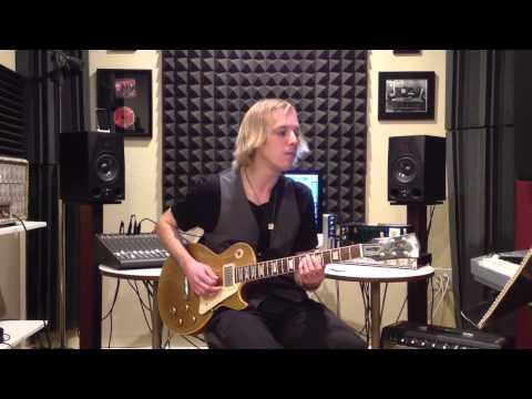 Buddy Guy - I got my eyes on you - Blues Guitar Lesson