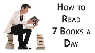 How I Went From Not Reading to Reading 7+ Books a Day