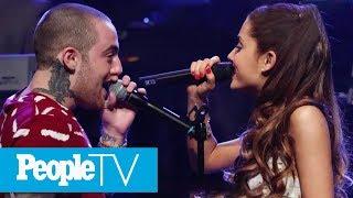 Ariana Grande Tweets & Deletes Messages As Mac Miller Loses Grammy: 'Literal Bulls-' | PeopleTV