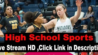 Science & Tech vs St. Anthony LIVE Feb. 22, 2019 High School Girls Basketball Playoffs