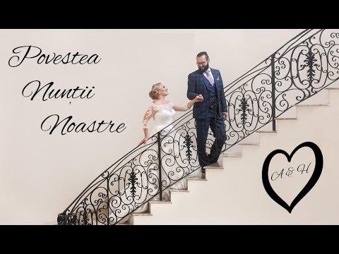 DE CE AM AVUT 3 CEREMONII? || Povestea Nunții Noastre #weddingdays