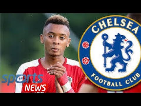 Watch Chelsea's reported new signing Thierno Ballo in action – these goals are STUNNING