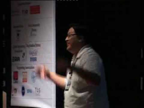 Mr Louis Khor, Director research and industry analysis GRAPA- Revenue Assurance.wmv