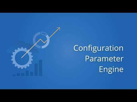 Tricentis Tosca: Configuration Parameter Engine