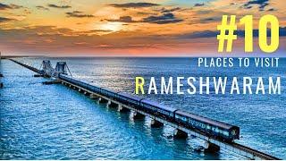 Places To Visit In Rameshwaram | Tourist Places in Rameshwaram | Tourism | #031