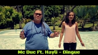 Mc Duc Ft. Hayli - Dingue - Clip Officiel