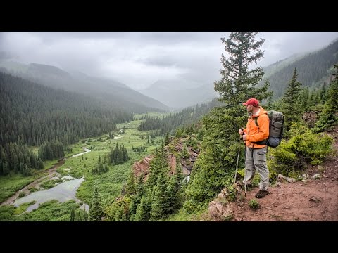 Four Pass Loop Backpacking - Maroon Bells (Colorado) - July 2015