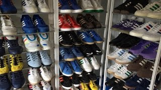 Adidas trainer / sneaker collection 2014