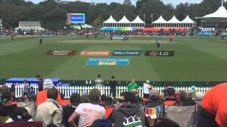 Cricket World Cup 2015 opening game New Zealand v Sri Lanka