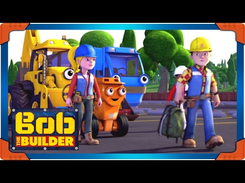 Bob the Builder | Jet Powered! ⭐ New Episodes HD | 1 Hour Fun Compilation ⭐ Kids Movies