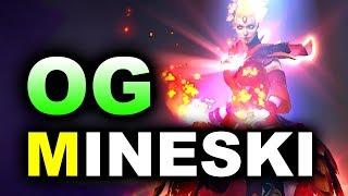 MINESKI vs OG - FLAWLESS VICTORY - MDL MAJOR DOTA 2