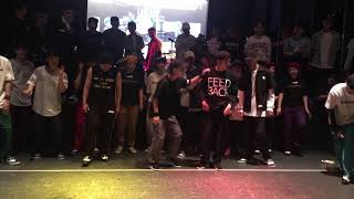 2017 Dance to the Music vol.3 / Preliminary / Ralph & Kimmy Lock