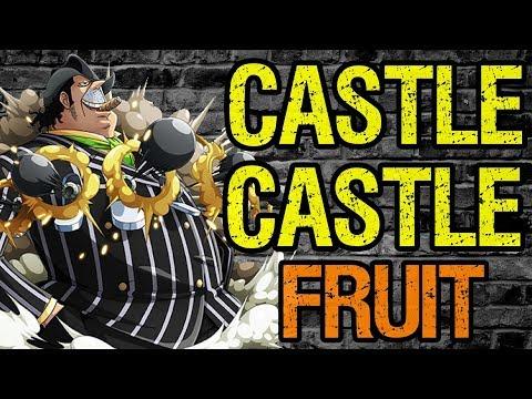 Bege's Castle Castle Fruit Explained! - One Piece Discussion