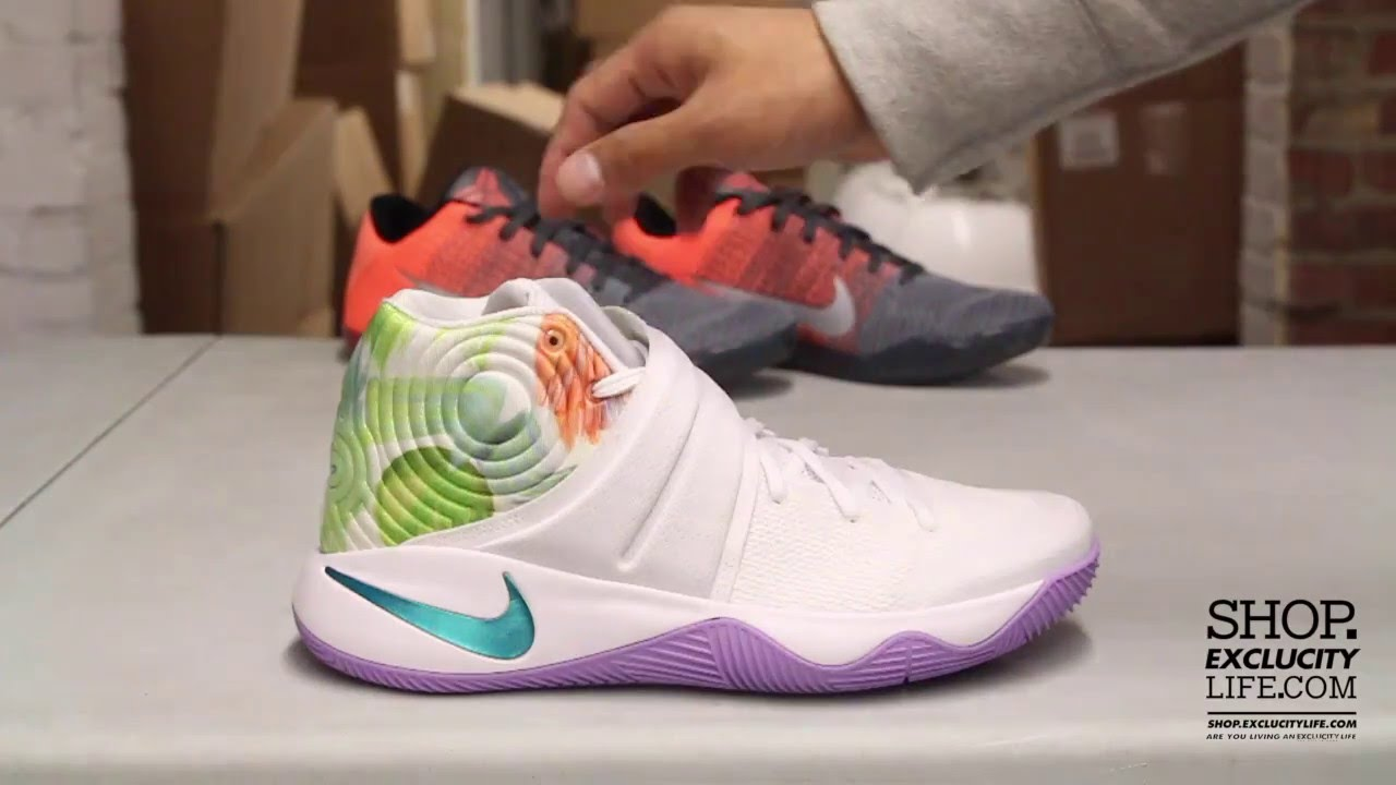 a7948ebf8f3 ... usa kyrie 2 easter unboxing video at exclucity 808c2 89f3b