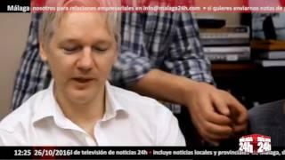 Málaga 24h TV - Según WikiLeaks, Obama mintió cuando dijo desconocer los correos de Hillary Clinton