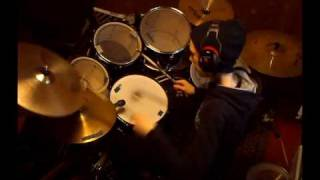 Metallica - Poor Twisted Me Drum Cover 56 of 142