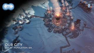 Automate Everything!!! // Frostpunk - A New Home // Let's Play - [Ep 8]