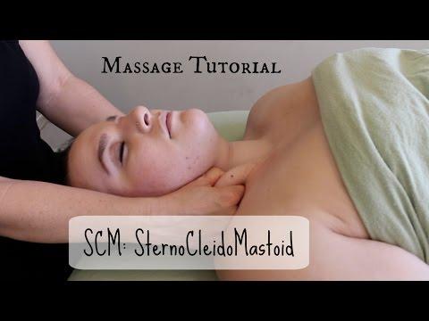 Massage Tutorial: THE SCM