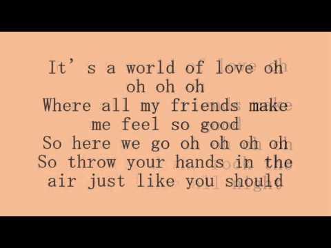 Inna — World Of Love lyrics [ Party Never Ends ]