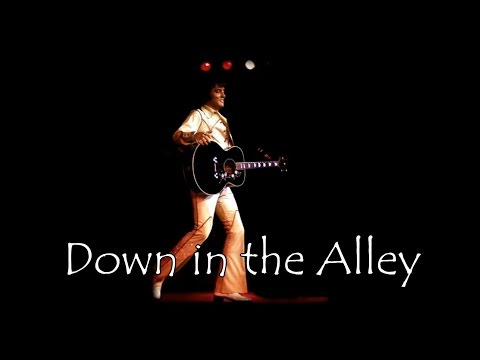 ♥♪♫ Down in the Alley ♫♪♥