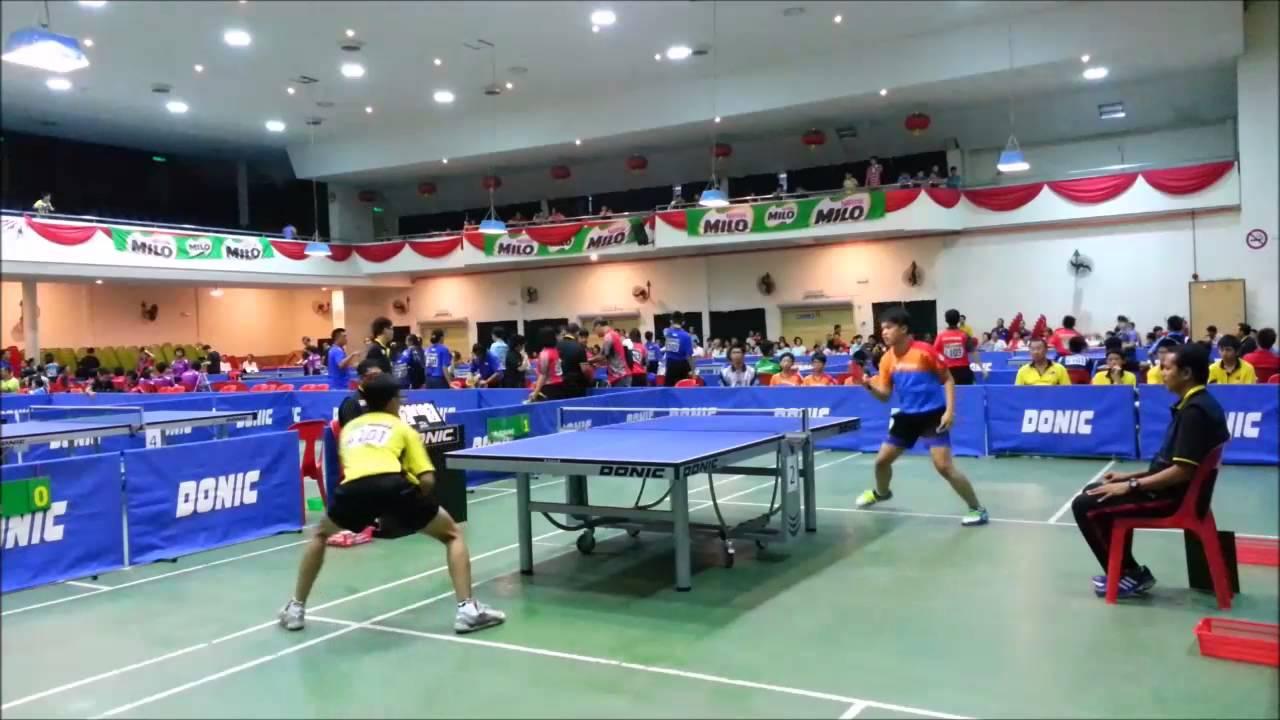 2014 Malaysia Hopes Table Tennis Championships U13 Boy Team HD  - YouTube 2bdc94d1b746