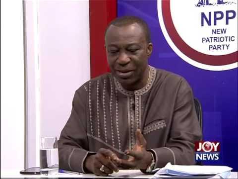 State of the Ghanaian Economy - Minority Caucus on Joy News(16-9-16)