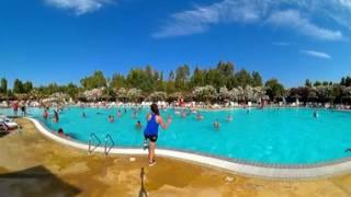 Piscina - Camping Village 4 Mori a Muravera, Cagliari, in Sardegna