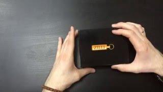 Видео обзор мужского кошелька Zilli от sumo4ki.ru