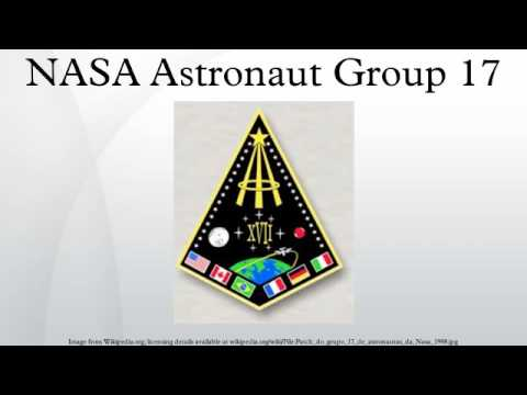 NASA Astronaut Group 17