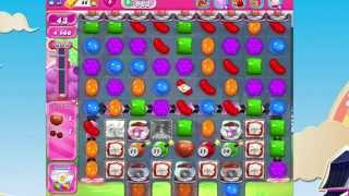 Candy Crush Saga Level 963 No Booster 3* 14 moves left