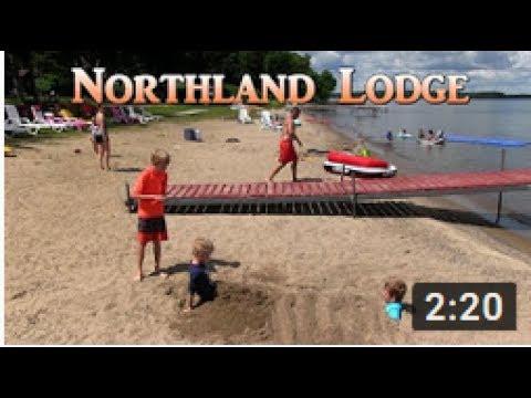 Northland Lodge on Minnesota's Leech Lake - Activities Video