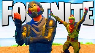 Idiot gets a voice changer - Fortnite Battle Royale Funny Moments