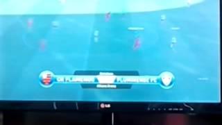 Flamengo x Fluminense  PES2015 XBOX 360