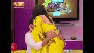 DD Divya Dharshini Shocking Video   omg   Vijay Tv DD Show