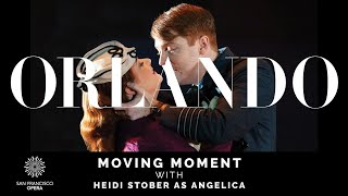 Handel's ORLANDO — Moving Moment featuring Heidi Stober as Angelica