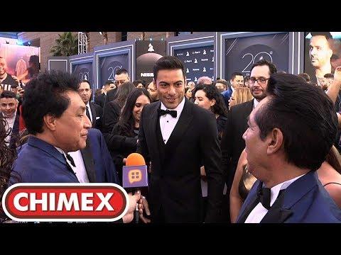¿Carlos Rivera cantando con Ángeles Azules? | Programa del 15 de noviembre de 2019 | Ventaneando