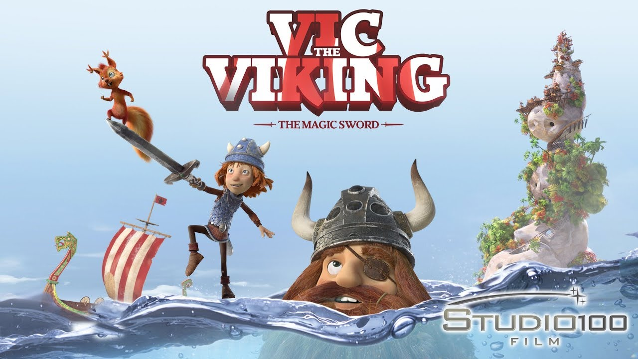 Download Vic the Viking - Int'l Trailer