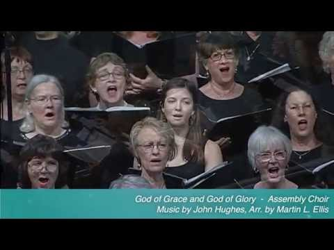 June 2016 - God of Grace and God of Glory - General Assembly Introit Opening worship