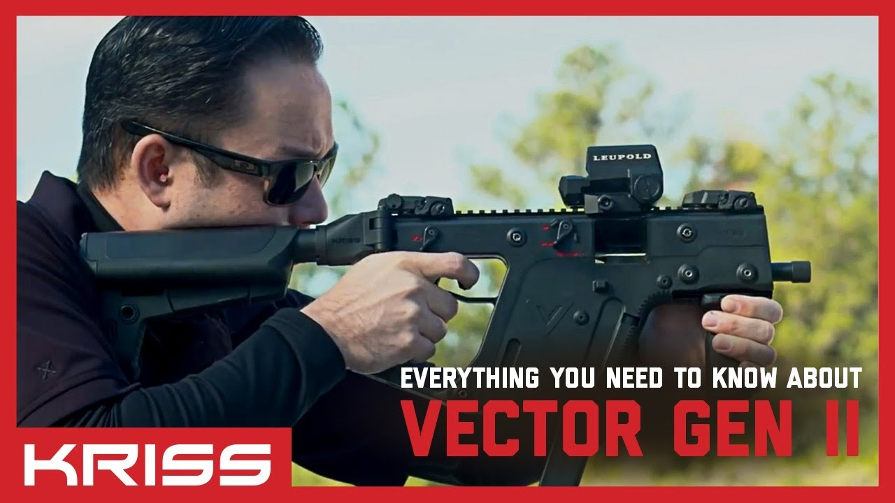 KRISS Vector [Overview]: Why You Want One & Where to Buy