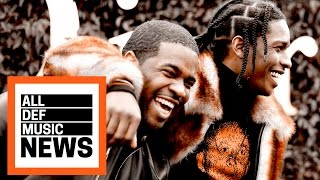 A$AP Rocky & A$AP Ferg Collab on New Song 'Wrong