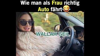 Wie man als Frau richtig Auto fährt 😂 | Best Trend Videos