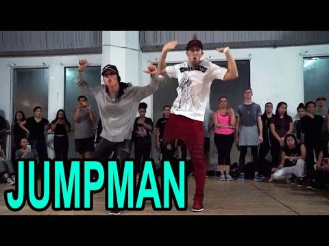 """JUMPMAN"" - Drake & Future Dance | @MattSteffanina Choreography (Hip Hop)"