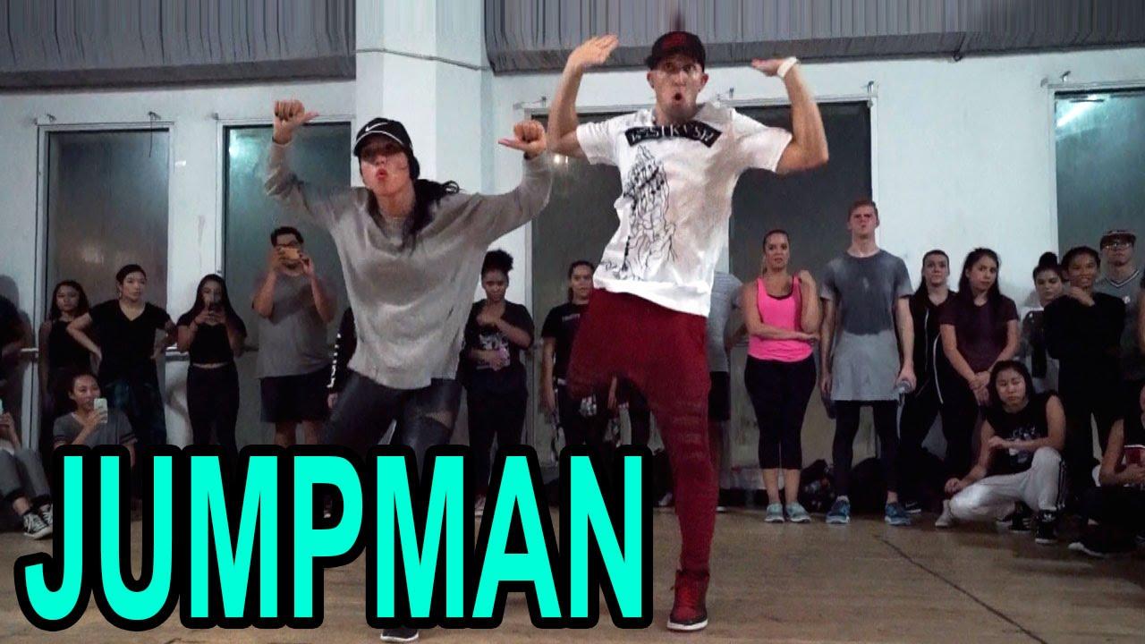 Jumpman Drake Future Dance Mattsteffanina Choreography Hip Hop Youtube