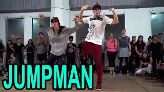 """JUMPMAN"" - Drake & Future Dance 
