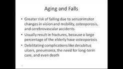 Geriatric Diseases and Disorders