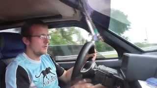 Обзор Тест Драйв ВАЗ 2109 Lada Samara 1996 г.в. 72 л.с. Экспорт