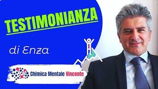 51) Testimonianza di Enza a favore di Giuseppe Cusenza mental coach