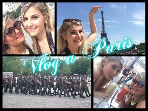 ♡ Vlog a Paris 2 : Tour eiffel , Notre dame et shopping